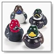 Mallard Decoy Rubber Ducks