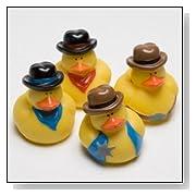 Cowboy Rubber Ducky