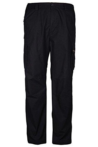 Mountain Warehouse Pantalón largo Winter Trek para hombre Negro 50