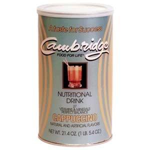 Amazon.com: (Cappuccino) FOOD FOR LIFE CAMBRIDGE DIET PLAN ...