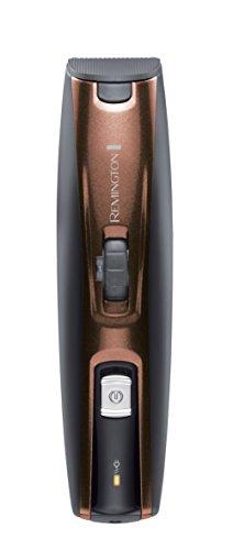 Kit barbe Remington - Kit barbe sans fil, lames auto-affûteuses revêtues de titane,....
