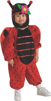 Deluxe Costume, Little Lady Bug