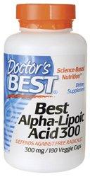 Best Alpha Lipoic Acid 300 - 180 - VegCap