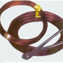 Hollow Creek Bonsai 3.5mm 100g Roll Aluminum Bonsai Training Wire (5 Mm)