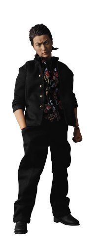 RAH440 Serizawa Tamao as Takayuki Yamada (Fashion Doll) Medicom Toy Real Action Heroes Crows ZERO by MedicomToy