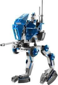 Game / Play Lego Star Wars At Rt 75002, Features Articulated Legs And Feet, Swiveling Laser Cannon Toy / Child...