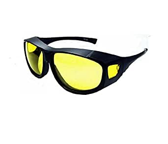 Amazon.com: Night Driving Fit Over Sunglasses for People