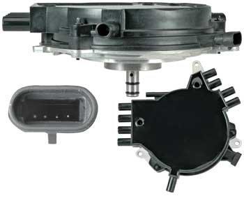 New Distributor for GM 5.7 V8 350 LT1 Optispark 1995-1997 Complete Assembly by Parts Player