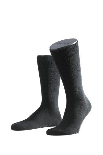 FALKE Herren Socken 14645 Family SO, Gr. 43/ 46 Schwarz (black 3000)
