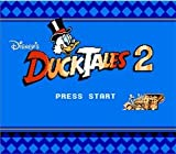 DUCK TALES 2 FOR NES - INSTRUCTION MANUAL ONLY! - BOOKLET ONLY!