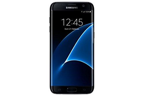 Samsung G935 Galaxy S7 edge Smartphone da 32GB, Nero [Italia]