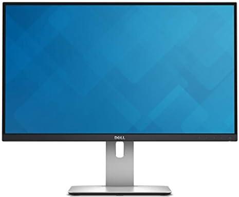 Dell 25型 ワイド液晶モニタ 双方向回転  3年保証 (2560x1440/IPS非光沢/sRGB99%/薄型ベゼル/DP,mDP,HDMI/USBハブ) U2515H