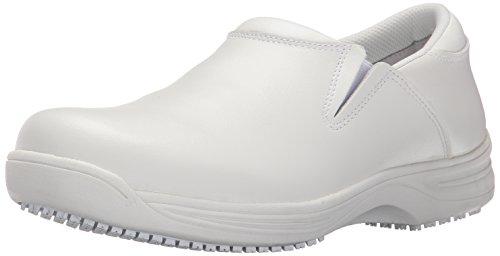 Cherokee Men's Jackson Work Shoe, White, 12 M US