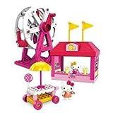 Hello Kitty Mega Bloks Set #10825 Spring Fair