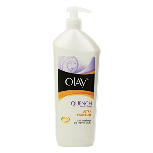 Olay Lotion, Ultra Moisture, with Shea Butter, 11.8 oz.