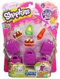 Shopkins Season 2 (5-Pack) (Styles Will Vary)