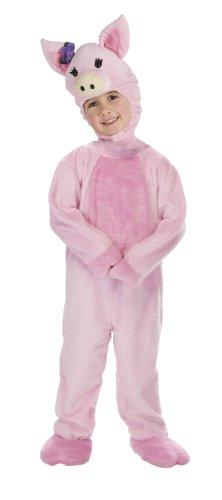 Just Pretend Kids Pig Animal Costume, Large