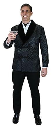 Victorian Mens Suits & Coats Smoking Jacket $129.95 AT vintagedancer.com
