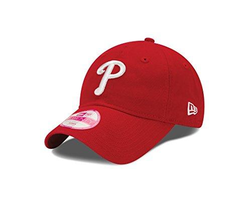 MLB Philadelphia Phillies Women's Essential 9Twenty Adjustab