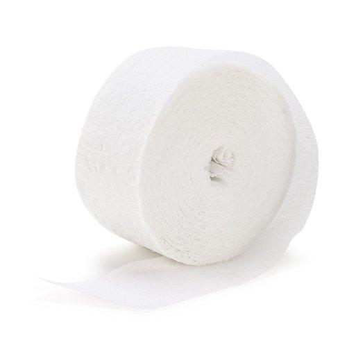 White Crepe Streamer - 81'