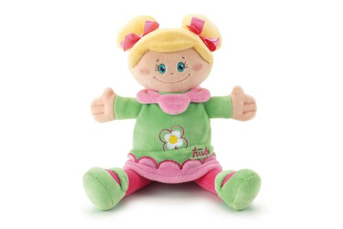 trudi   rag doll	green