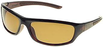 Amazon.com: Dockers Mens Polarized Sport Sunglasses One