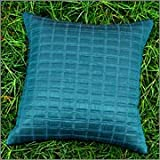 Cushion Casa Cushion Covers (Blue) - B00NMC7DOO