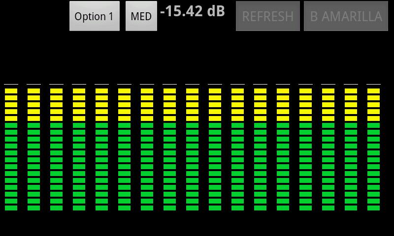 Vumeter - Audio Spectrum Analyzer: Amazon.de: Apps für Android