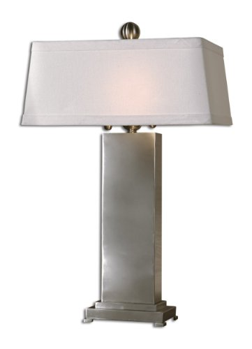 Compare Prices Uttermost Metal Contempo Table Lamp 27874