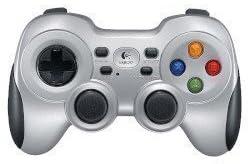 Wireless Gamepad シルバー F710