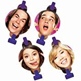 iCarly Party Blowouts / Favors (8ct)