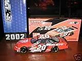 2002 Tony Stewart #20 Home Depot Grand Prix Club Car Bank
