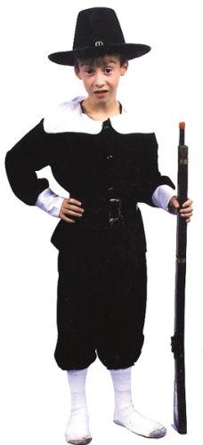 Pilgrim Boy Costume