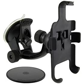 Arkon IPM115 Windshield or Dash Mount for Iphone 3G and Iphone
