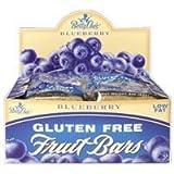 Betty Lous Fruit Bars Gluten Free Blueberry, Blueberry 2 Oz(case Of 12) (Pack Of