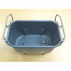 Zojirushi Original Replacement Baking Pan For Home Bakery Virtuoso® Breadmaker, BB-PAC20 only