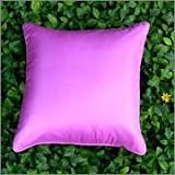 Cushion Casa Cushion Covers (Pink) - B00NMBVCGU