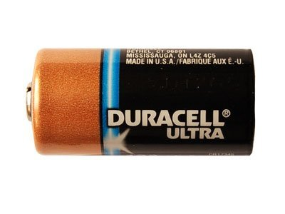 DL123A DURACELL ULTRA LITHIUM PHOTO 10 BATTERIES