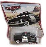 Disney Pixar Cars Series 1 Original Sheriff 1:55 Scale Die Cast Car