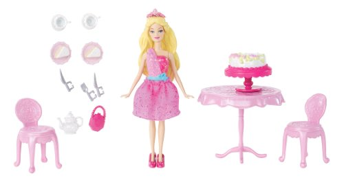 barbie doll princess	party at x