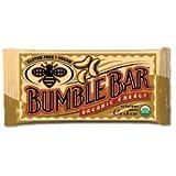 Bumble Bar Inc Energy Bar, Og, Org W/Cashw, 1.40-Ounce (Pack Of 12)