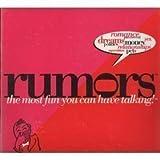 Rumors Adult Conversation Board Game