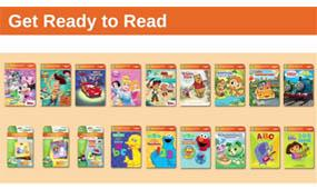 Explore the entire Get Ready to Read library