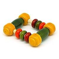 Kit Kit Rattle(Multi-color)