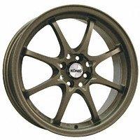 Konig Helium Bronze Wheel (15×6.5″/4x100mm)