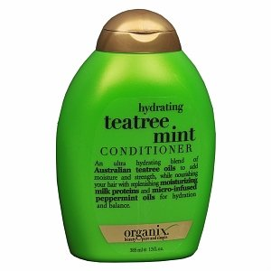 Organix Tea Tree Mint Hydrating 13 oz. Shampoo + 13 oz. Conditioner (Combo Deal)