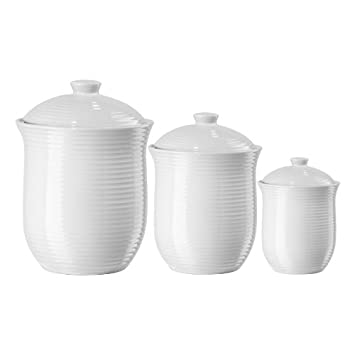 white kitchen canisters sets white kitchen canister sets 4699