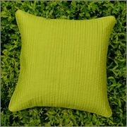 Cushion Casa Cushion Covers (Lime Green)