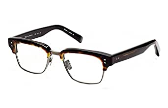 Amazon.com: Dita Men's Statesman Eyeglasses 55mm Tortoise