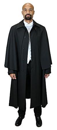 Victorian Mens Suits & Coats Inverness Dress Coat $202.95 AT vintagedancer.com
